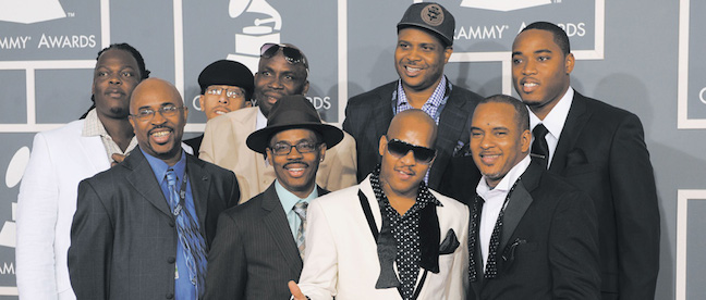 Rebirth Brass Band Grammy Win