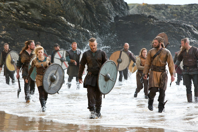 The 10 Best TV Shows of 2014- History Channel's Vikings