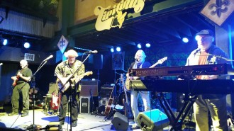 The Radiators Live Anniversary Show at Tipitina's, New Orleans
