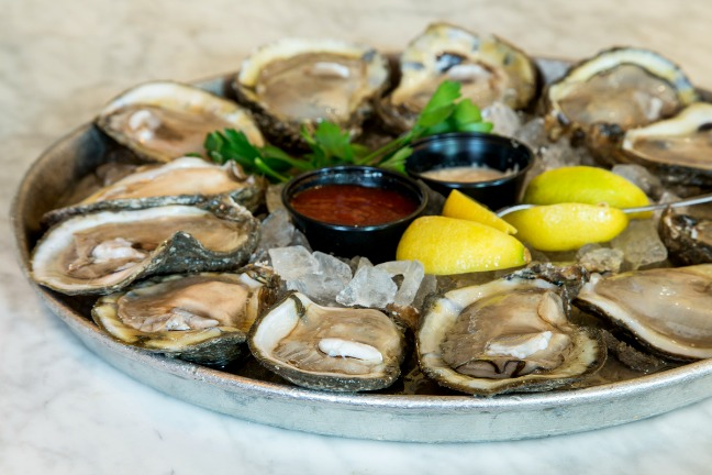 Bourbon House Oysters New Orleans