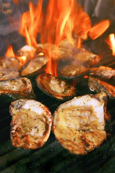 Drago's chargrilled oysters New Orleans