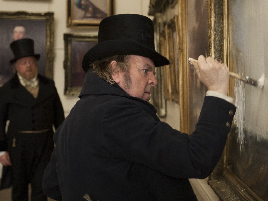 Mr Turner Movie Review