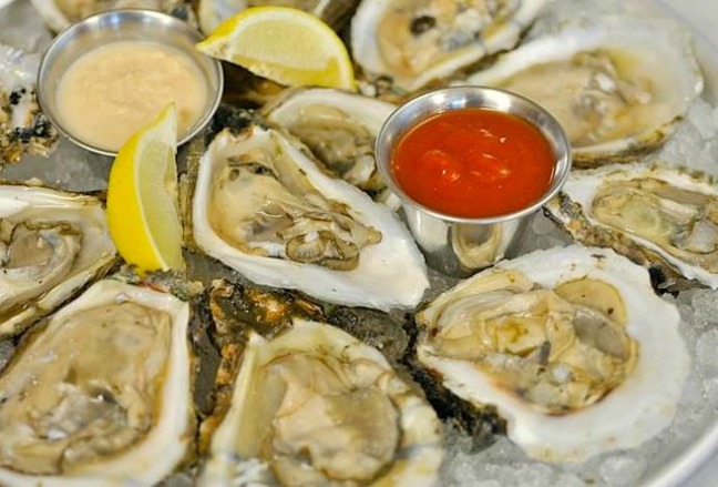 Superior Seafood Oysters New Orleans