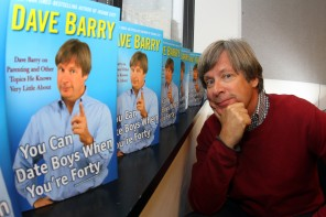 Author Dave Barry On How to Live Right & Find Happiness