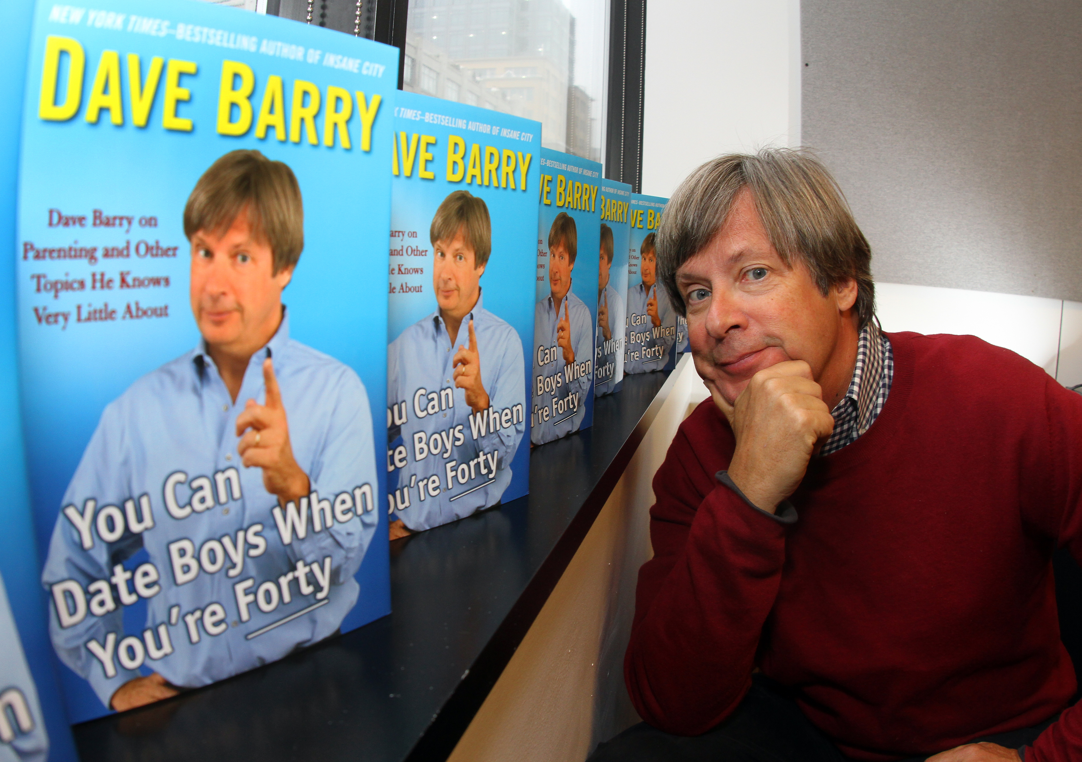 lost in the kitchen dave barry essay