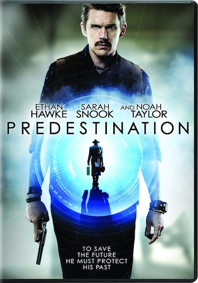 Predestination BluRay cover