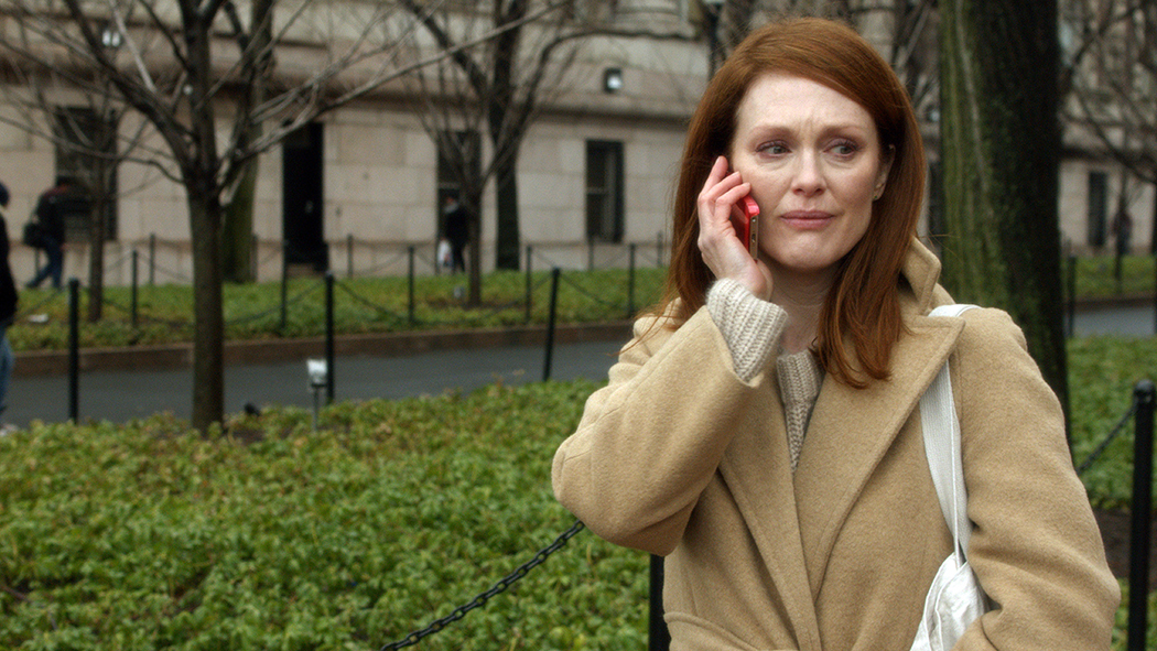 julianne moore still alice phone