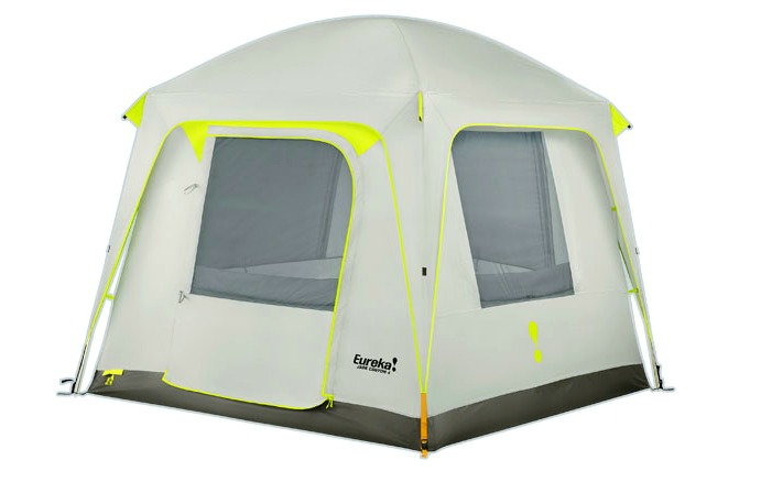 The Eureka Jade Canyon 4-Person Tent