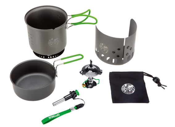 Optimus Stoves' Elektra FE Cook System