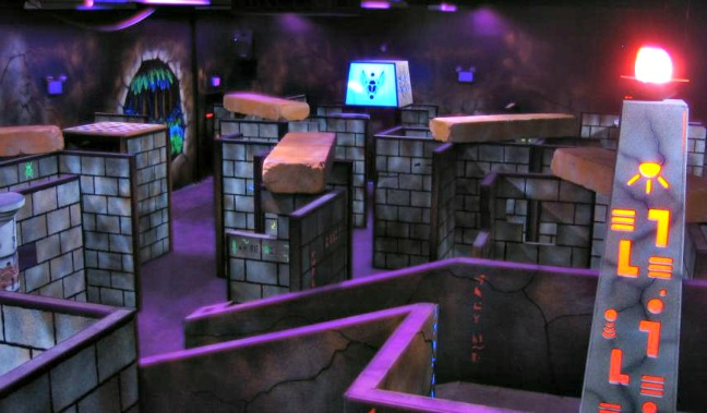 Adventure Quest Laser Tag NOLA