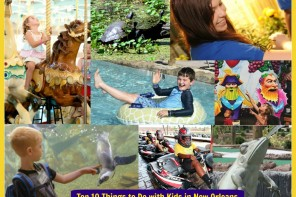 Top 10 Things to Do with Kids in New Orleans