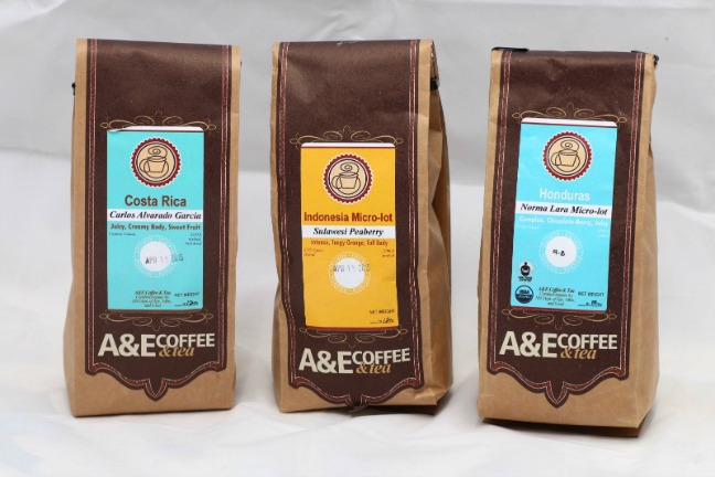 Best Coffee Around the world - A&E Coffee Roasters