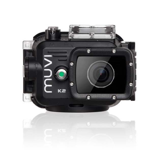 Fab.com Veho Muvi HD K-series K2 Action Cam bundle
