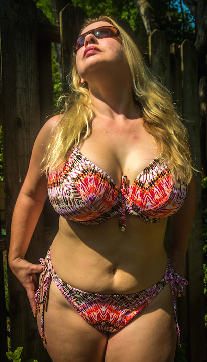 Freya's Inferno Convertible Swim Top