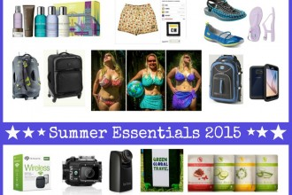 Summer Essentials 2015