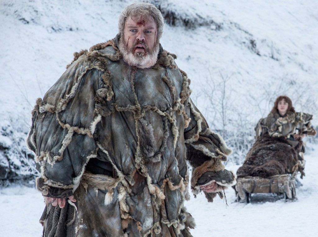 Kristian Nairn DJ as Hodor on Game of Thrones