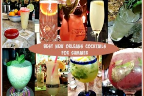 Drink, Drank, Drunk: The Best New Orleans Cocktails for Summer