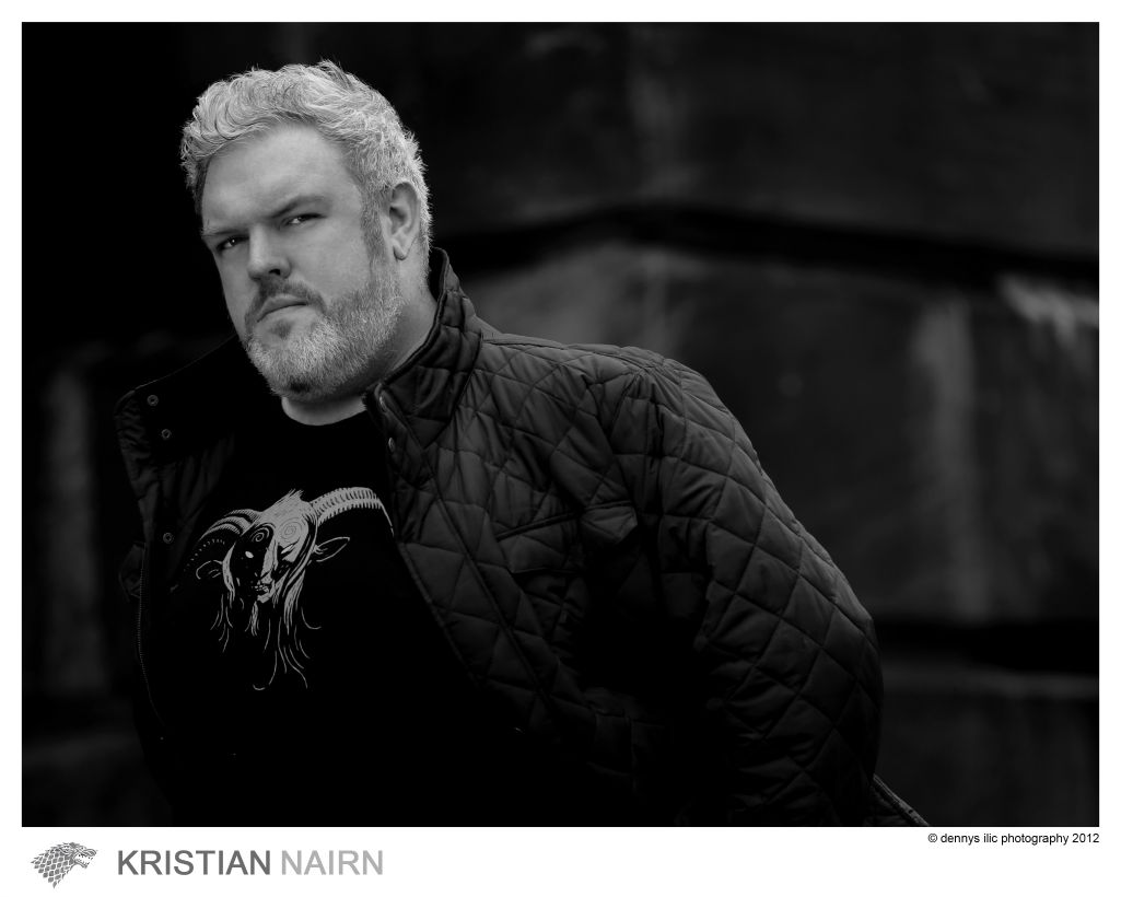 Kristian Nairn Hodor Game of Thrones