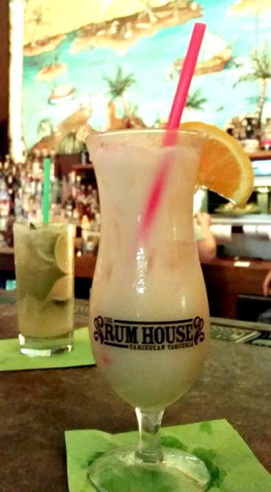 The Painkiller at Rum House
