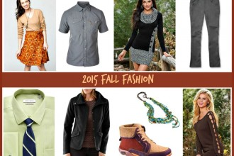 2015 Fall Fashion