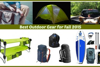 Best Outdoor Gear Fall 2015