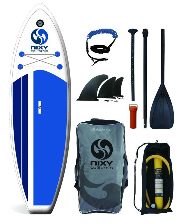 Huntington Inflatable Paddle Board by Nixy Sports