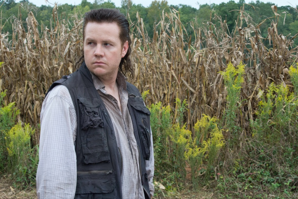 Josh McDermitt Walking Dead via AMC