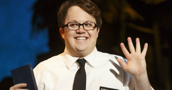 Cody Jamison Strand The Book of Mormon