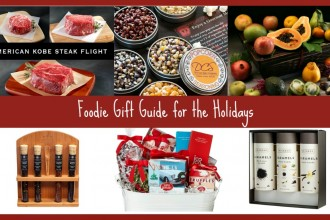 Foodie Gift Guide for the Holidays