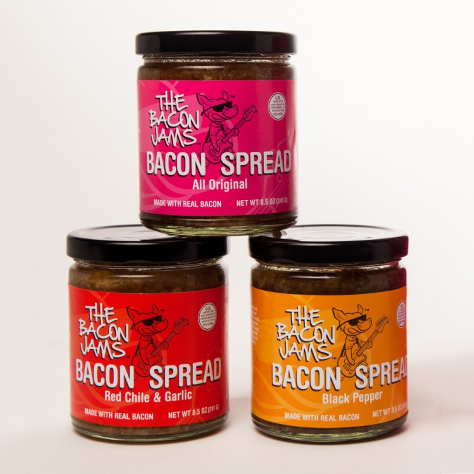 Sampler 3-Pack- The Bacon Jams
