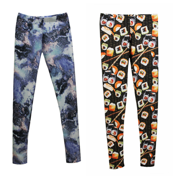 Holiday Gift Guide 2015: Che Rie NY Leggings