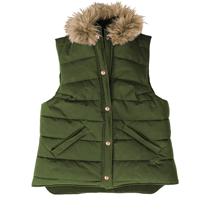 Holiday Gift Guide 2015: Highland Vest by Stormy Kromer