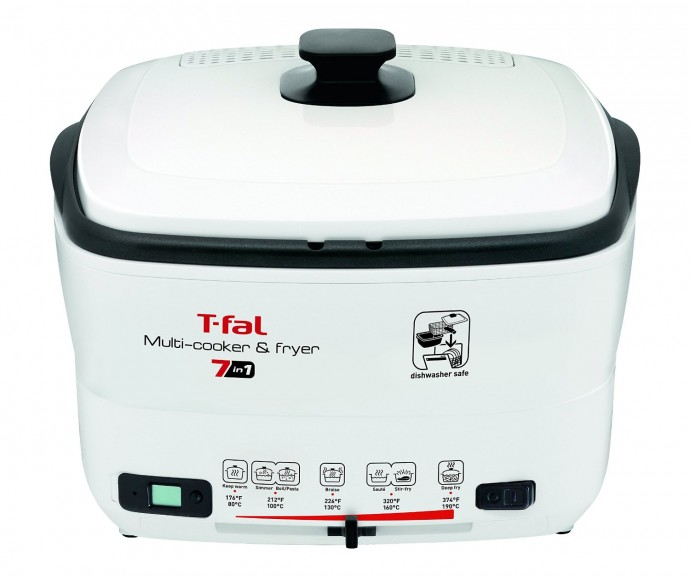 Holiday Gift Guide 2015: 7-in-1 Multi-Cooker & Fryer from T-FAL