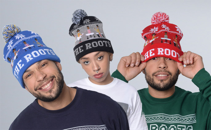 Holiday Gift Guide 2015:  Roots Ski Hat