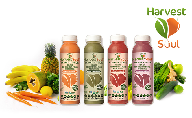 Chewable Juices from Harvest Soul for Keeping New Year's Resolutions