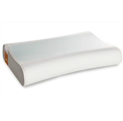 Tempur Contour Breeze Side-to-Side Pillow by TEMPUR-Pedic  for Keeping New Year's Resolutions