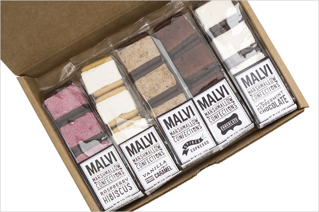 Valentine's Day Gift Guide - Malvi Marshmallow Confections