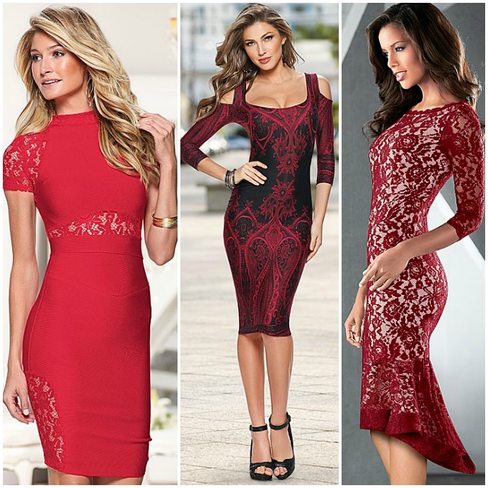 Valentine's Day Gift Guide - Dresses by Venus