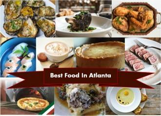 Best Food in Atlanta