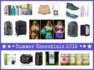 Summer Essentials 2015