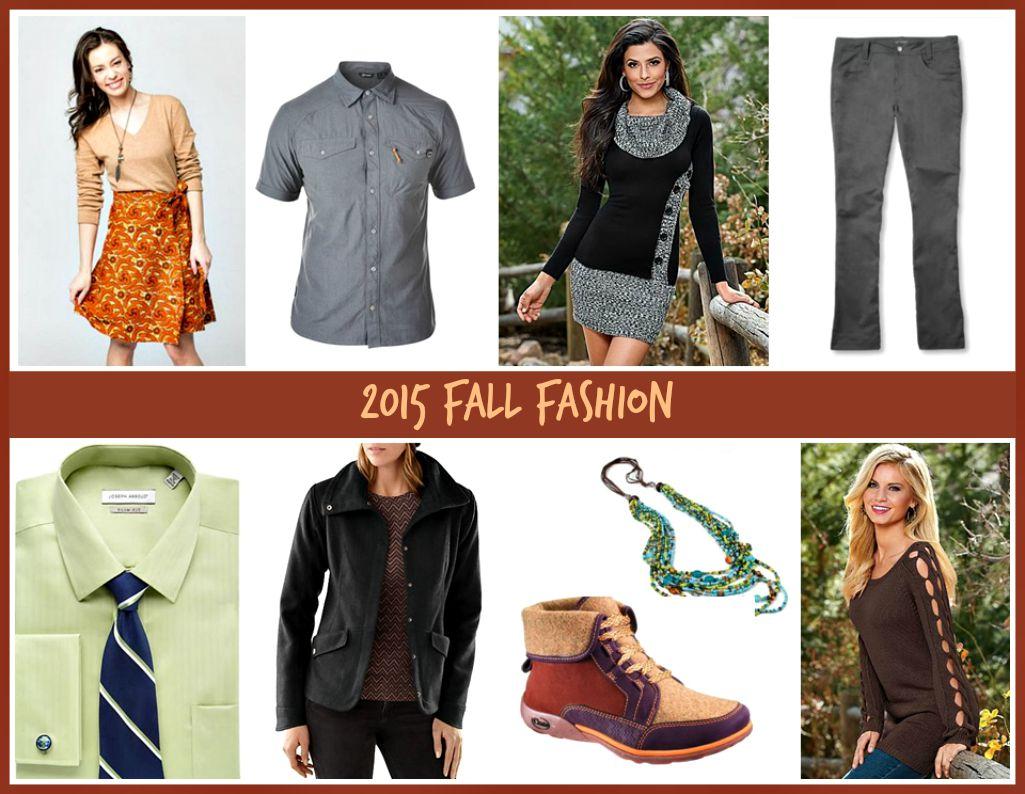 2015 Fall Fashion